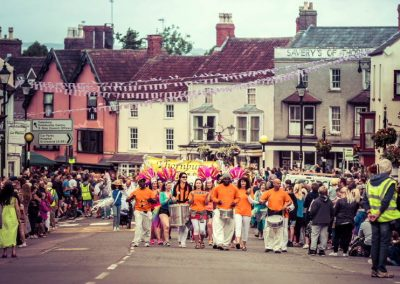 Thornbury Carnival Parade 2016