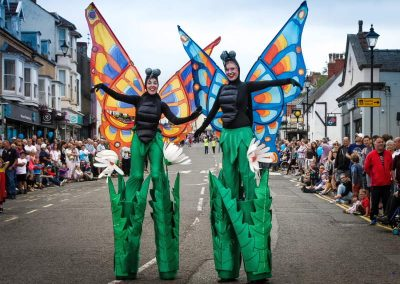 Thornbury Carnival Parade 2017
