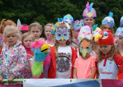 Thornbury Carnival Mundy Fields 2017