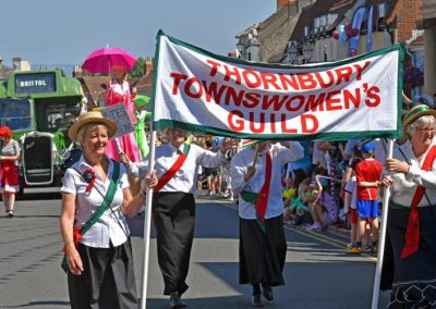 Thornbury Carnival Parade 2018